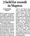 2 held for assault in Mapusa.jpg -