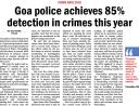 Goa Police achives 85% detection in crime this year.jpg -