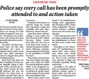Police say every call has been promptly attended to and action taken.jpg -