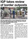 IGP takes review of border outposts.JPG -