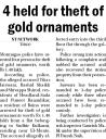 4 held for theft of gold ornaments.jpg -
