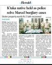 K'taka native held as police solve Marcel burglary cases.jpg -